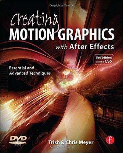 creating motion graphics