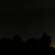 cielo stellato di Baselice